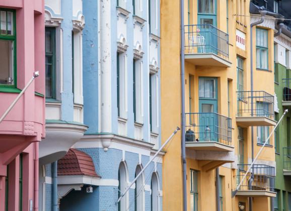Löydä hiljaisilta asuntomarkkinoilta unelmakotisi!